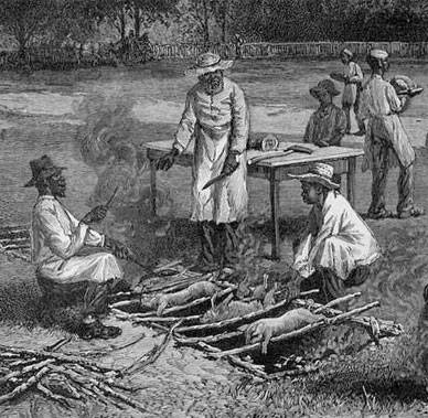 The Evolution of American Barbecue...